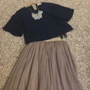 Dreamy Midi Tulle Skirt